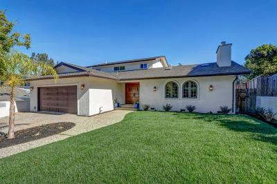 Pleasanton Single Family Home For Sale: 5702 San Carlos Way