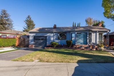 San Leandro Single Family Home For Sale: 1178 136th Avenue