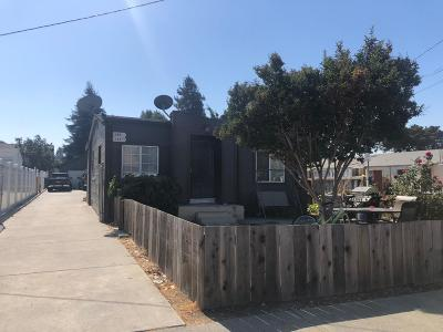 Hayward Multi Family Home For Sale: 688 Marin Avenue