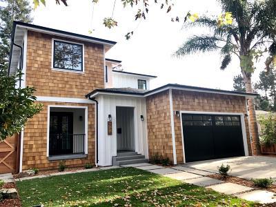 San Jose Single Family Home For Sale: 2110 Ardis Drive