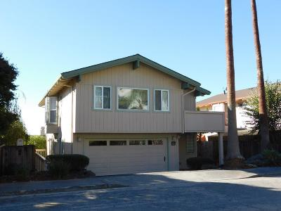 Santa Cruz Single Family Home For Sale: 1640 Franky Court