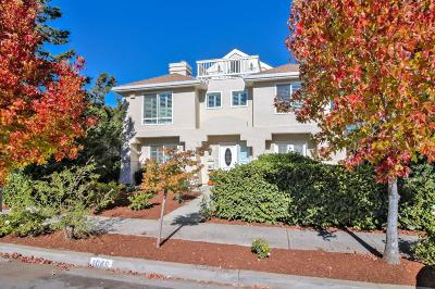 Burlingame Condo/Townhouse Pending Show For Backups: 1046 Laguna Avenue