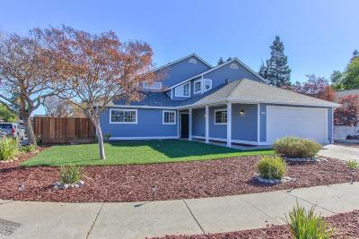 Gilroy Single Family Home For Sale: 7740 Ponderosa Drive