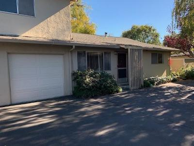 Mountain View Condo/Townhouse For Sale: 1921 Rock Street #9