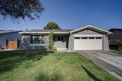 Sunnyvale Single Family Home For Sale: 723 Old San Francisco Road