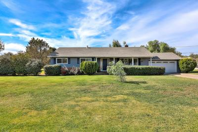 Gilroy Single Family Home For Sale: 10945 Foothill Avenue