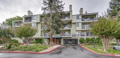 Santa Clara Condo/Townhouse For Sale: 2200 Agnew Road #308