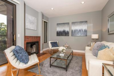 Mountain View Condo/Townhouse For Sale: 928 Wright Avenue #107