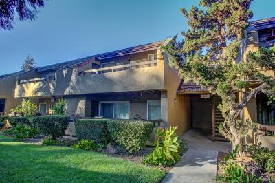San Jose Condo/Townhouse For Sale: 303 Tradewinds Drive #10