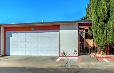 Milpitas Single Family Home For Sale: 1779 Fallen Leaf Drive