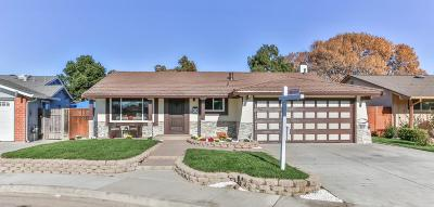 Fremont Single Family Home For Sale: 2827 Sterne Place