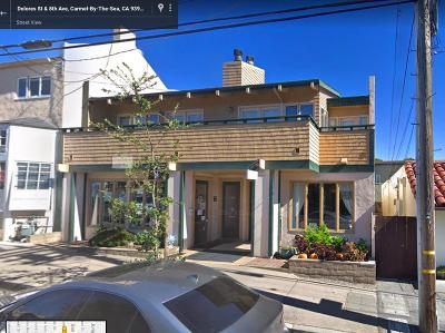 Multi Family Home Sold: 2 Dolores Street