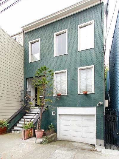 San Francisco Multi Family Home For Sale: 120 Langton Street