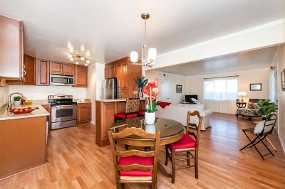 San Mateo Condo/Townhouse Pending Show For Backups: 1612 Marina Court #A
