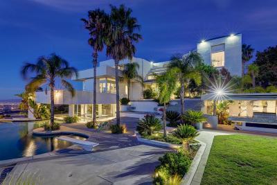 Los Gatos Single Family Home For Sale: 16450 Aztec Ridge Avenue