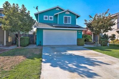 Gilroy Single Family Home For Sale: 9275 Severance Street
