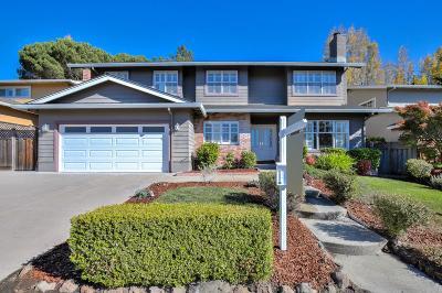 San Mateo Single Family Home For Sale: 1829 Los Altos Drive