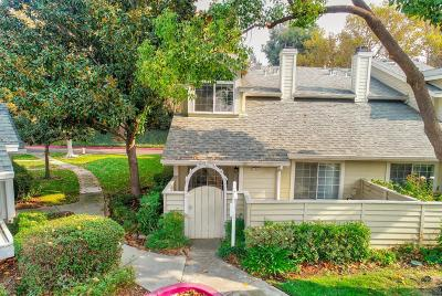 Pleasanton Condo/Townhouse For Sale: 7319 Stonedale Drive