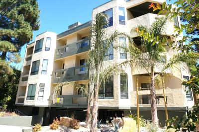 Burlingame Condo/Townhouse For Sale: 1457 Bellevue Avenue #11