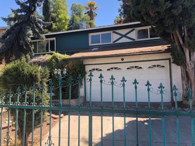 San Jose Single Family Home For Sale: 1189 Karl