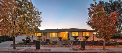 San Jose Single Family Home For Sale: 6453 Cranbrook Court