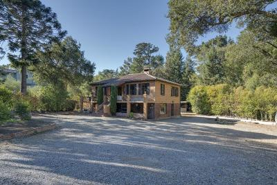 San Mateo County Single Family Home For Sale: 1438 Edgewood Road