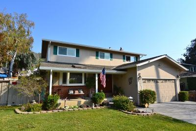 San Jose Single Family Home For Sale: 10798 Porter Lane
