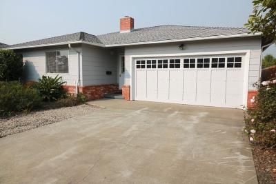 Half Moon Bay Single Family Home For Sale: 517 Poplar Street