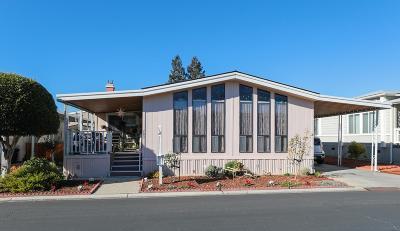 San Jose Mobile Home For Sale: 783 Villa Teresa Way