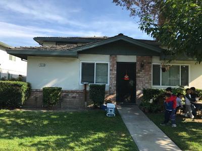 San Jose Condo/Townhouse For Sale: 5518 Judith Street #1