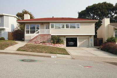 San Mateo County Single Family Home For Sale: 1170 Glenwood Drive