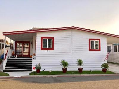 Mobile Home Sold: 1111 Morse Avenue