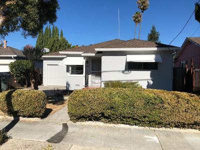 Sunnyvale Single Family Home For Sale: 349 E Arques Avenue