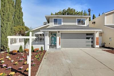 San Jose CA Single Family Home For Sale: $1,088,888