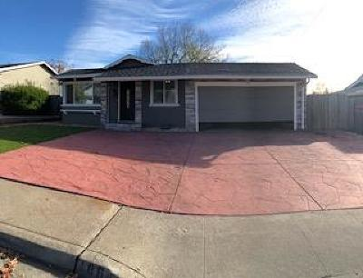 Milpitas Single Family Home For Sale: 1864 Edsel Drive