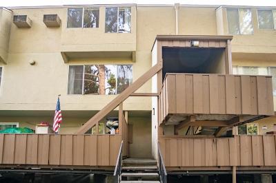 Santa Clara County Condo/Townhouse For Sale: 340 Auburn Way #15
