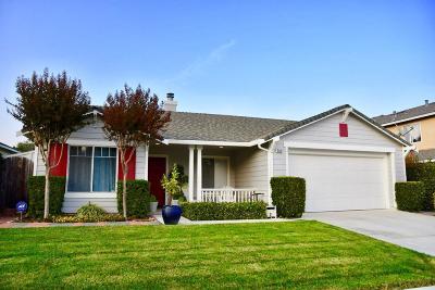 Gilroy Single Family Home For Sale: 763 Alder Street