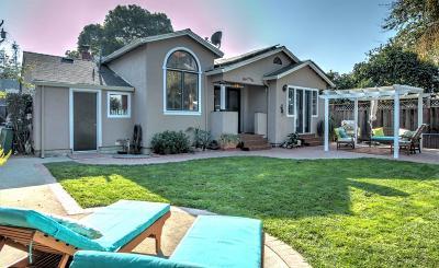 Santa Clara County Single Family Home For Sale: 671 Fuller Avenue