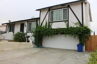 Santa Clara County Single Family Home For Sale: 3488 Chapala Drive