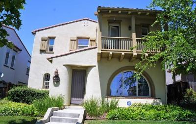 San Jose Single Family Home For Sale: 3639 Lago De Bracciano Street