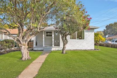 Single Family Home For Sale: 1402 Arguello Street