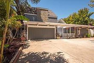 Palo Alto Single Family Home For Sale: 1025 Harker Avenue