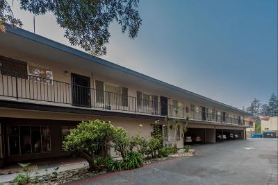 Santa Clara Multi Family Home For Sale: 2785 Homestead Road
