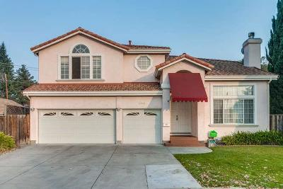 Cupertino Single Family Home For Sale: 10200 Sterling Boulevard