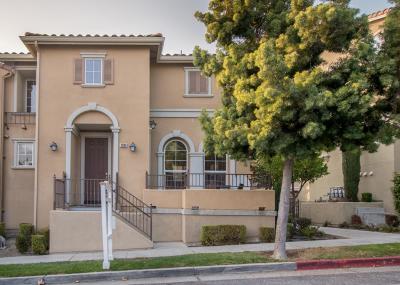 San Jose Condo/Townhouse For Sale: 2989 Saint Florian Way