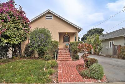 San Mateo Single Family Home For Sale: 40 N Grant Street