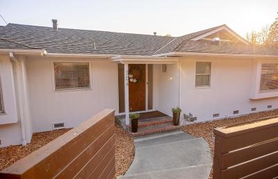 Santa Cruz Single Family Home For Sale: 304 Prospect Heights