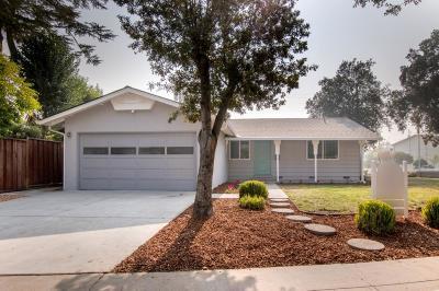 San Jose Single Family Home For Sale: 452 War Admiral Avenue