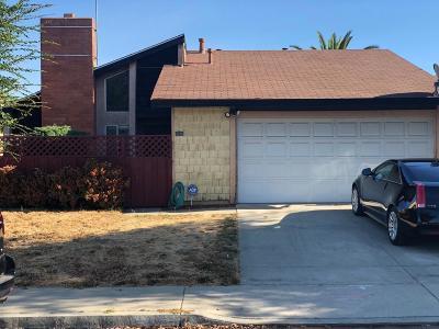 San Jose Single Family Home For Sale: 2228 Denair Avenue