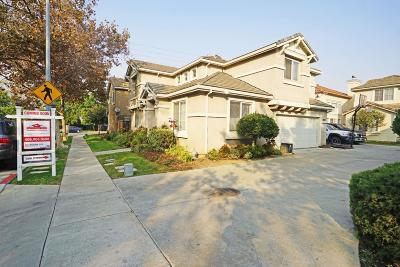 San Jose Single Family Home For Sale: 2228 Pettigrew Drive